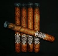 cigars made for show and need to light up without fire