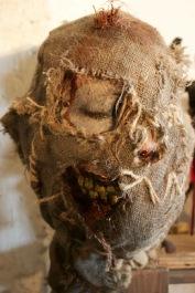 Scarecrow- war