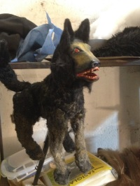 Hound from hell
